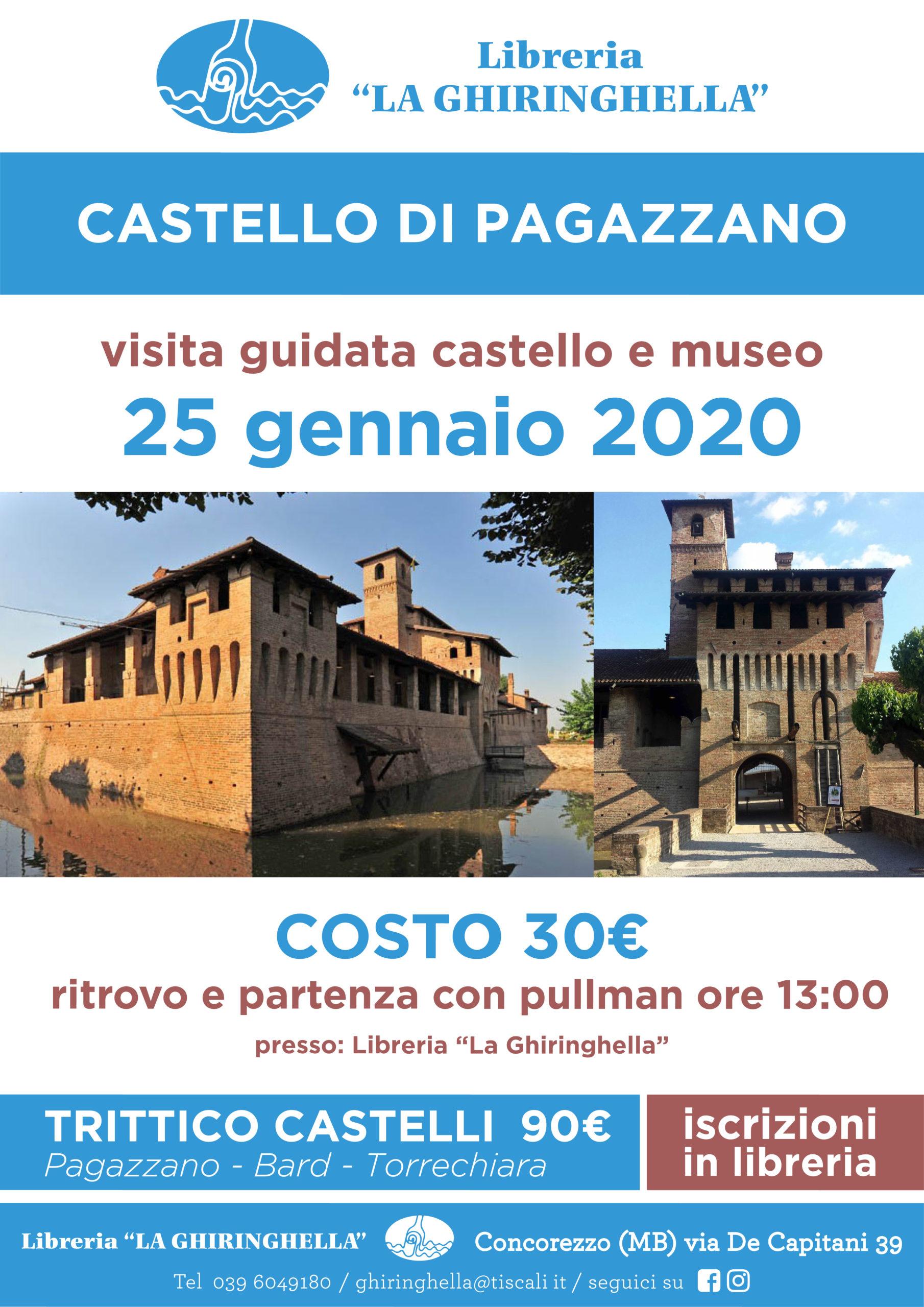 Gita al Castello di Pagazzano