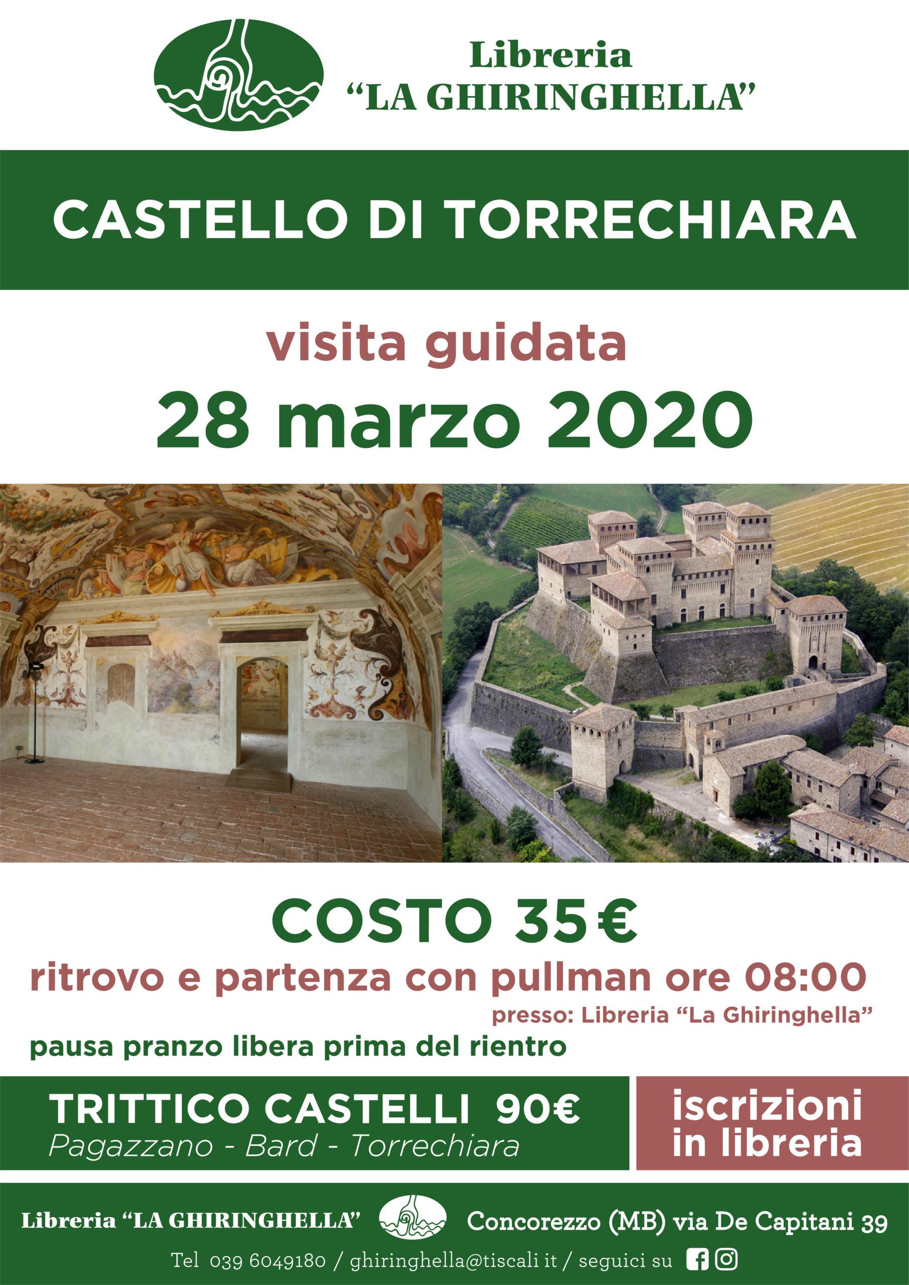 Gita al Castello di Torrechiara